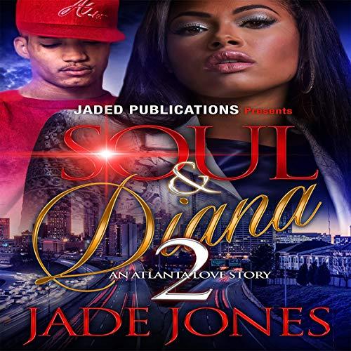 Soul and Diana: An Atlanta Love Story audiobook cover art