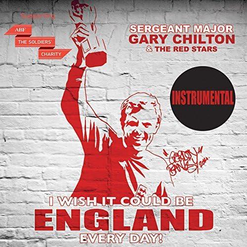 Sergeant Major Gary Chilton & The Red Stars
