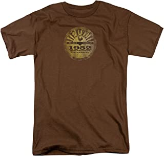 Sun Records Sun University - Distressed Print - Adult T-Shirt