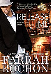 Release Me by Farrah Rochon book cover