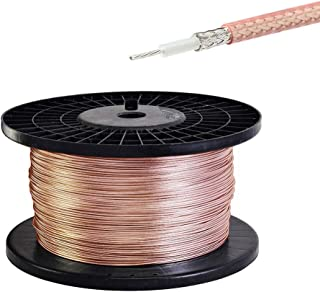 Eightwood RG316 RF Coaxial Coax Cable 50 feet