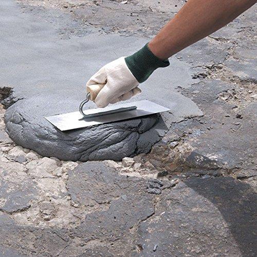 Watco Concrex Répar'sol mortier époxy résistant réparation industrielle des sols en béton 5KG gris
