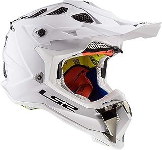 LS2 Motocross-Helm MX 470 Subverter Weiß Gr. L
