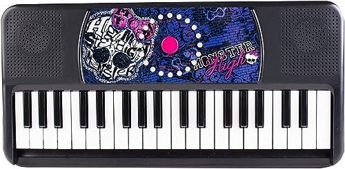 Monster High Electric Keyboard, Black