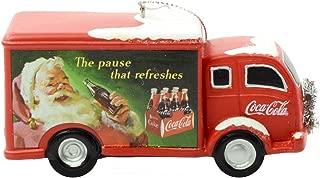 coca cola christmas ornaments