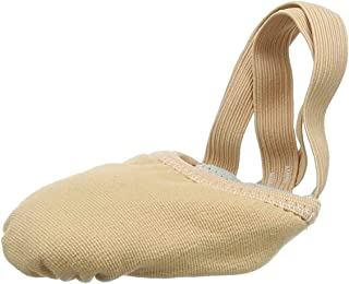 BA-41 Tramo Lienzo media suela zapatos de ballet