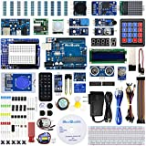 REXQualis UNO R3 Complete Starter Kit w/Detailed Tutorial and UNO R3 Compatible...