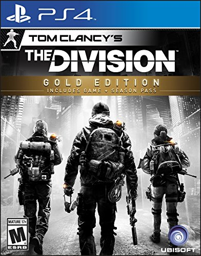 Tom Clancy's The Division (Gold Edition) - PlayStation 4