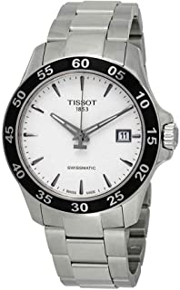 Tissot Men's V8 Swissmatic - T1064071103100 Silver/Grey One Size
