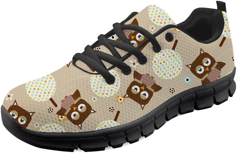 Mumeson Stylish Printing Women Running shoes Fashion Sneaker Size 5-14