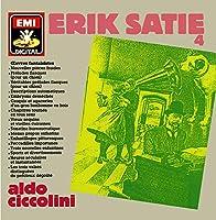 Satie Klavierwerk Vol 4