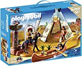 PLAYMOBIL - SuperSet Campamento Indio (4012)
