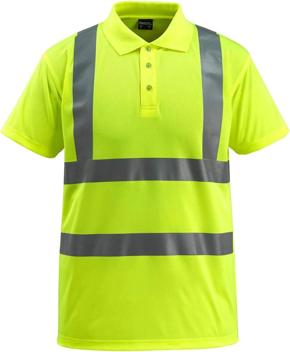 Mascot Bowen Hi-Vis Polo Limited price Shirt 50593-972 Light Mens - Ranking TOP13 Safe