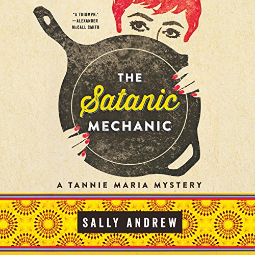 The Satanic Mechanic audiobook cover art