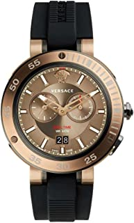 Versace V-extreme Brown Dial Mens Watch VCN030017