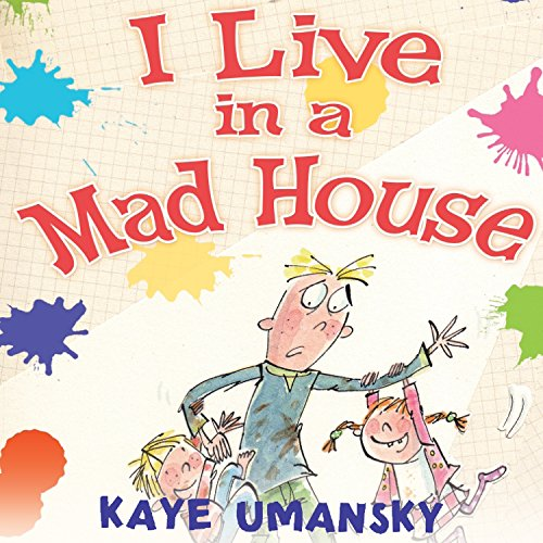 Couverture de I Live in a Mad House
