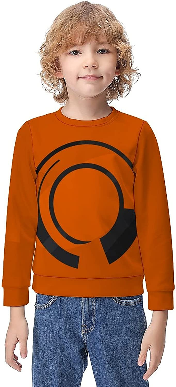 LIDOTO < Teenage Boys Boston Mall and Special price Casual Sweatshirt Pullover Girls Sport