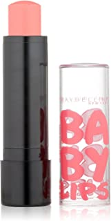 (Pack 2) Maybelline New York Baby Lips Balm Electro, Strike A Rose, 0.15 Ounce