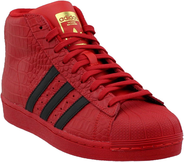Adidas Originals Pro Model Men's shoes Red Black cq0873 (8.5 D(M) US)
