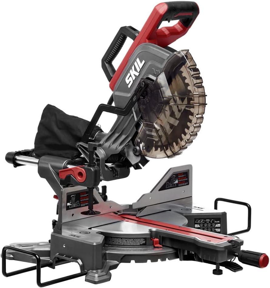Skil MS6305-00 Dual Bevel Sliding Miter Saw