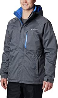 Columbia Men's Alpine Action Jacket, Thermal Reflective Warmth