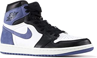 Air Jordan 1 I Blue Moon Best Hand in The Game 555088-115 US Size 12
