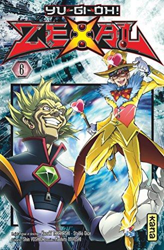 Yu-Gi-Oh! Zexal - Tome 6