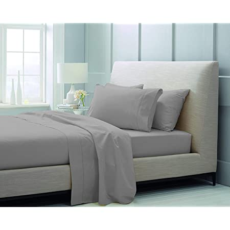 400TC Thread Count 100/% Egyptian Cotton Extra Soft Flat Bed sheets Double King