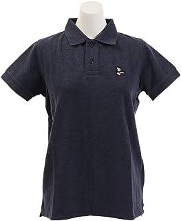 チャムス(チャムス) Tシャツ 半袖 ブービーポロシャツ CH12-1109 H/Navy