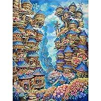 大人のためのジグソーパズル子供1000ピース赤い翼の女の子子供ジグソーパズルゲームDIY教育玩具木製の家の装飾ギフト19.68x 29.52インチ(50x75cm)若者の知的減圧ゲーム、創造的な家の壁の装飾