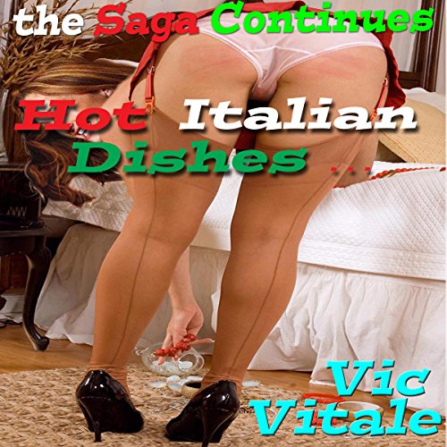 Hot Italian Dishes...the Saga Continues: Motorhome Ménage à trois audiobook cover art