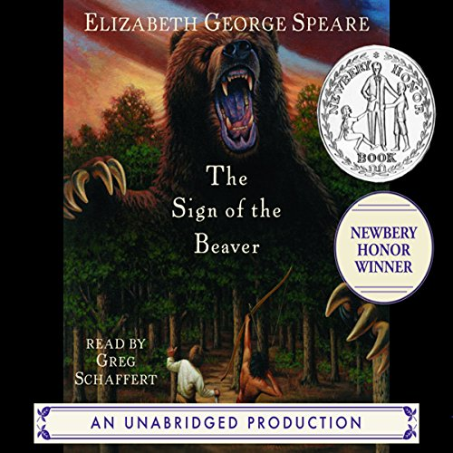 Page de couverture de The Sign of the Beaver