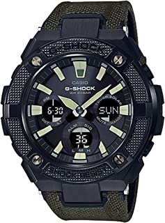 G-Shock G-Steel GSTS130BC-1A3 Green