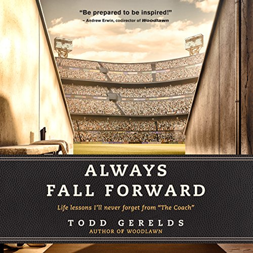 Always Fall Forward audiobook cover art
