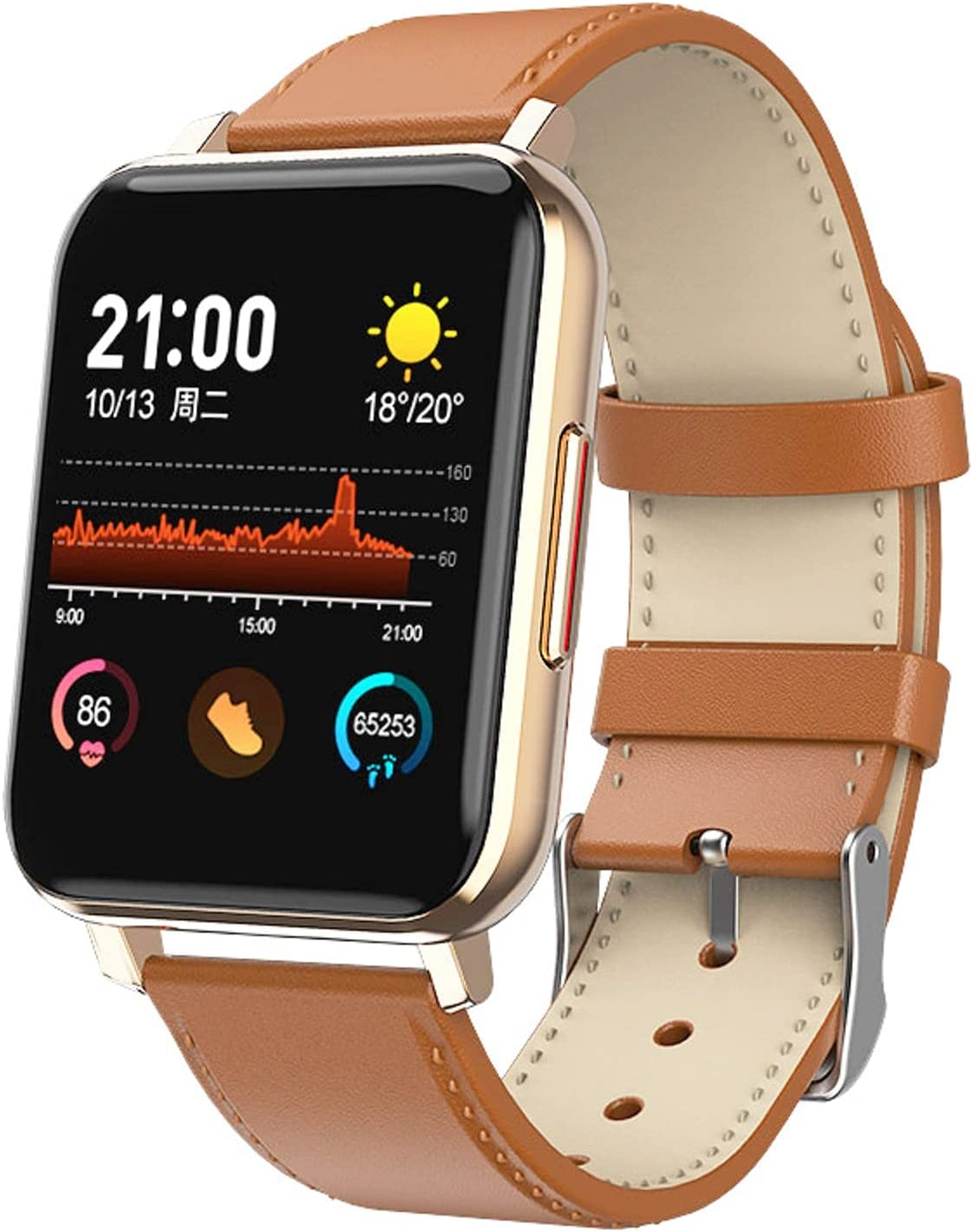 Tong Queer Smart Watch Bluetooth Exercise Multiple Mail order In Bracelet El Paso Mall