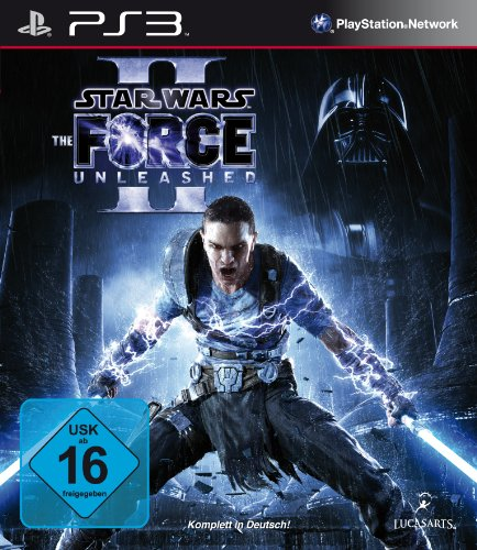 Star Wars: The Force Unleashed 2 - [PlayStation 3]