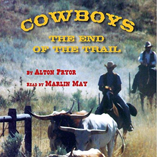 Cowboys audiobook cover art