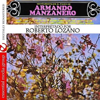 Instrumentales Al Piano De Armando Manzanero (Digitally Remastered)