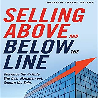 Selling Above and Below the Line cover art