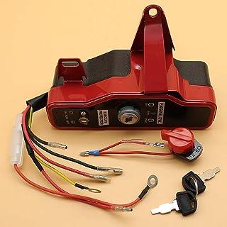 Tiempo Beixi Interruptor de Encendido en Caja con Llaves Fit for Honda GX 160 200 China 168F 5.5HP 6.5HP Motor Motor Generador de Gasolina