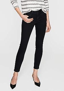 Adriana Ankle Gold Lux Move Jean Pantolon