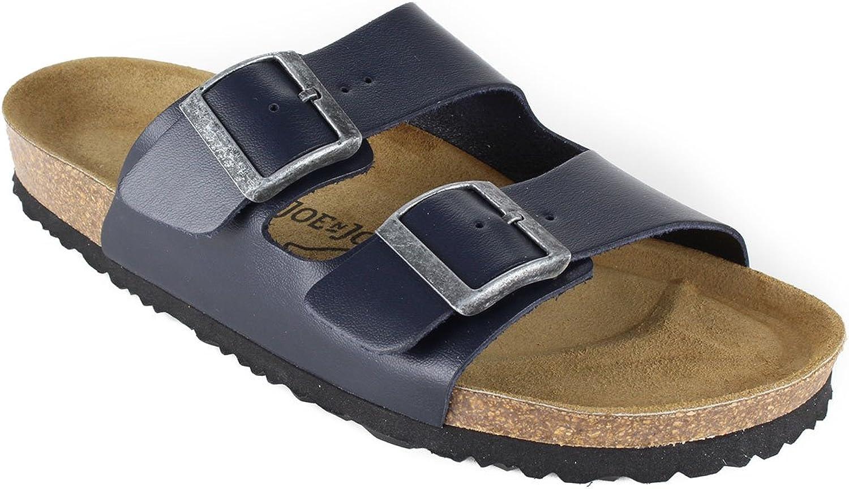 JOE N JOYCE Men London Nappa Leather Slippers