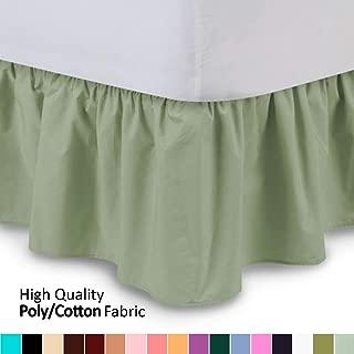 Best 34 inch drop bedskirt Reviews