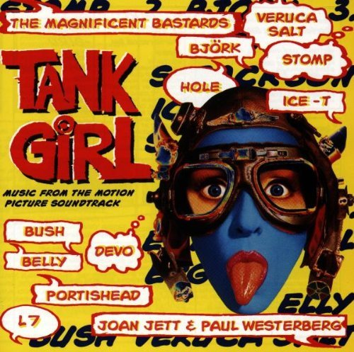 Tank Girl: Original Soundtrack from the United Artists Film by Stomp (1995-03-28)