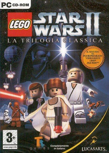 Activision Lego Star Wars II: The Original Trilogy, PC