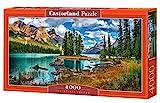 Castorland The spirit island 4000 pcs 4000pc(s) - Puzzles (Jigsaw puzzle, Landscape, Children & adults, Boy/Girl, 9 yr(s), 680 mm)