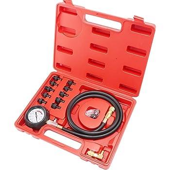 Auto Öldrucktester Öldruckmesser Öl Druckprüfer Öldruck Prüfgerät Messgerät