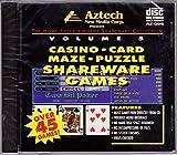 Casino-Card-Maze-Puzzle Shareware Games Volume 5
