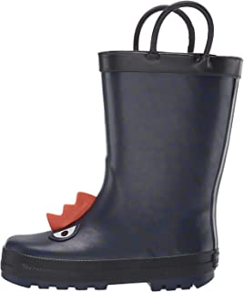 Carter's Kids Boy's Buddy Rubber Rain Boot