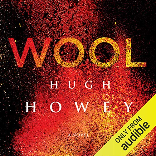 Wool Audiobook By Hugh Howey cover art